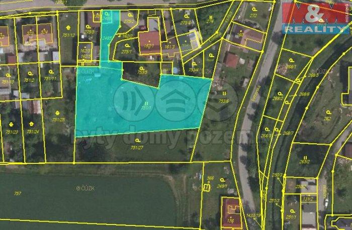 Prodej, stavební pozemek, 2752 m2, Svitavy