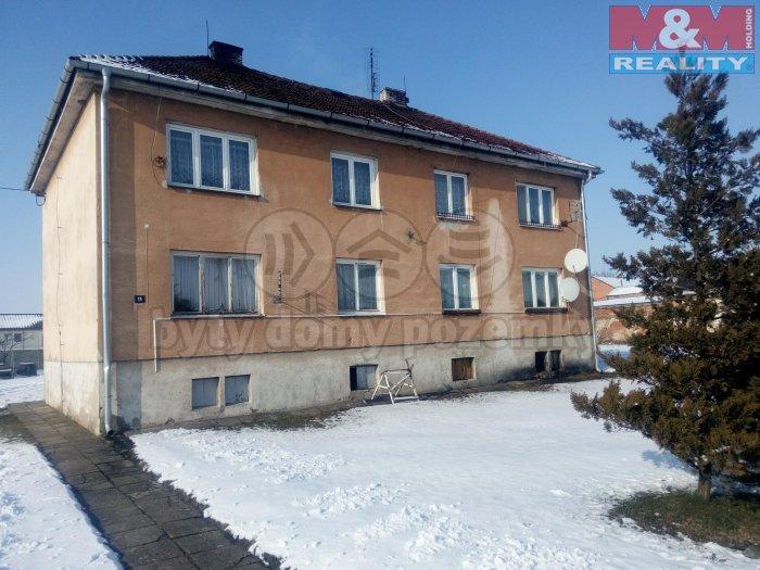 Prodej, nájemní dům, 150 m2, Třebom