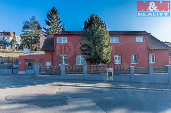 Prodej, rodinný dům, 464 m2, Praha -Troja