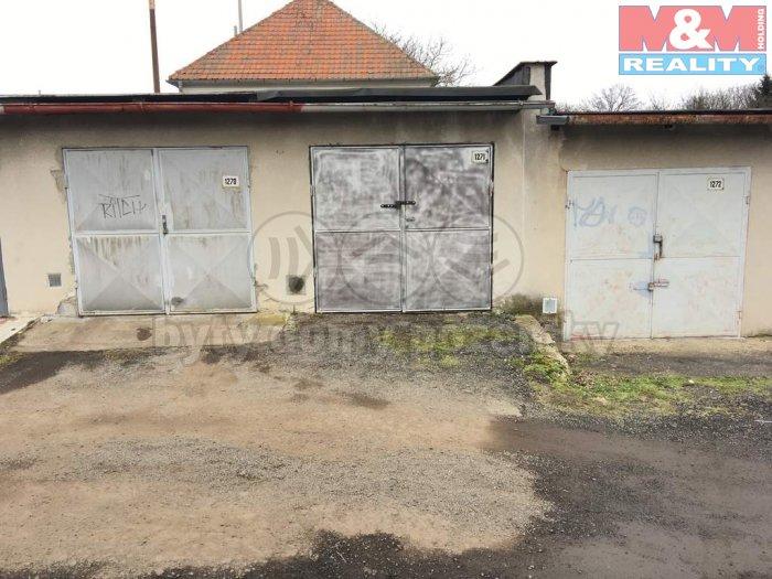Prodej, garáž, 18 m2, Česká Lípa.