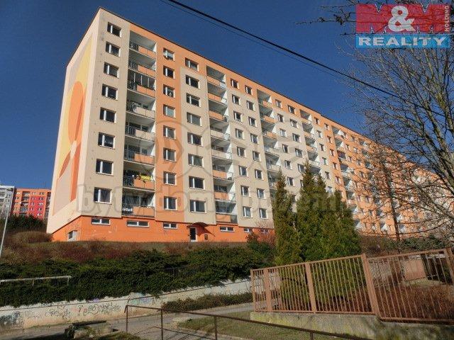 Prodej, byt 2+kk, 42 m2, OV, Ústí nad Labem, ul. Rabasova