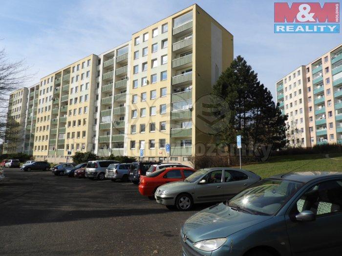 Pronájem, byt 3+1, 67m2, Ústí nad Labem, ul. Žežická