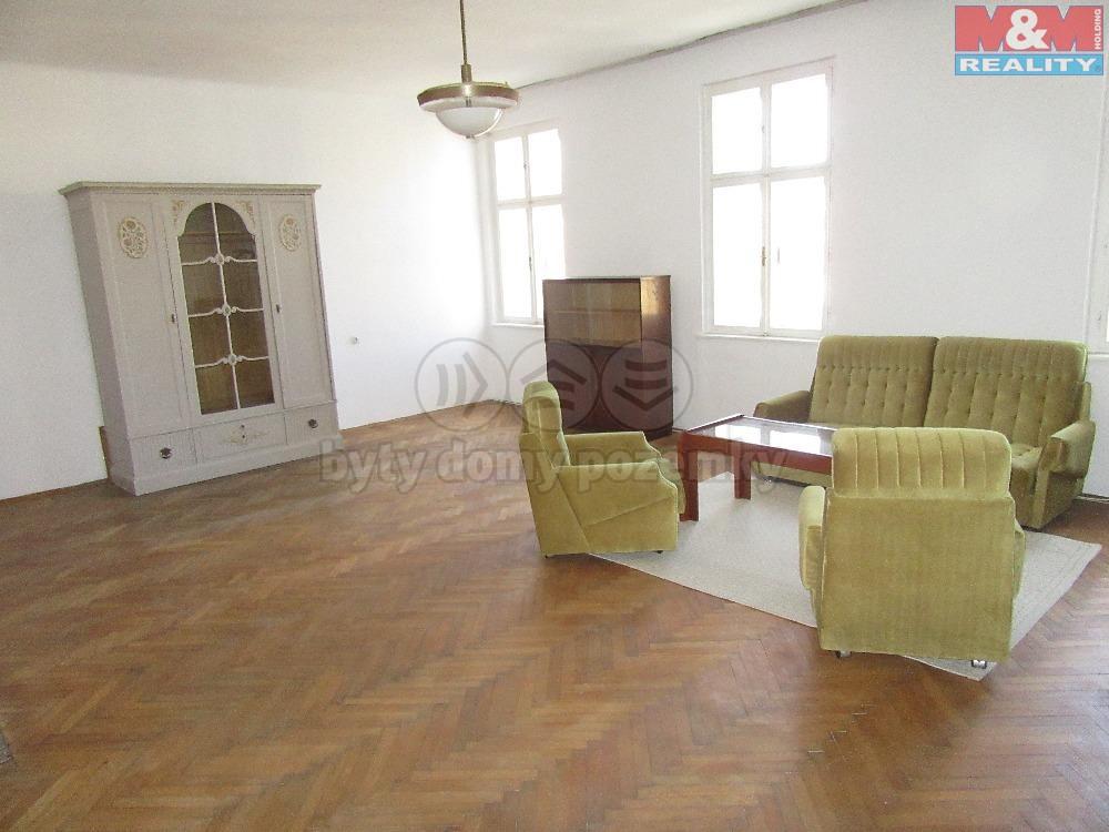 Pronájem, byt 3+1, 107 m2, Brno - Veveří