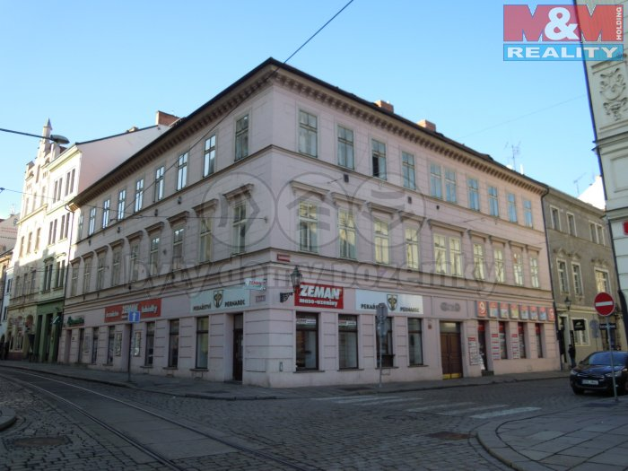 Pronájem, komerční prostory, 85 m2, Plzeň, ul. Dominikánská