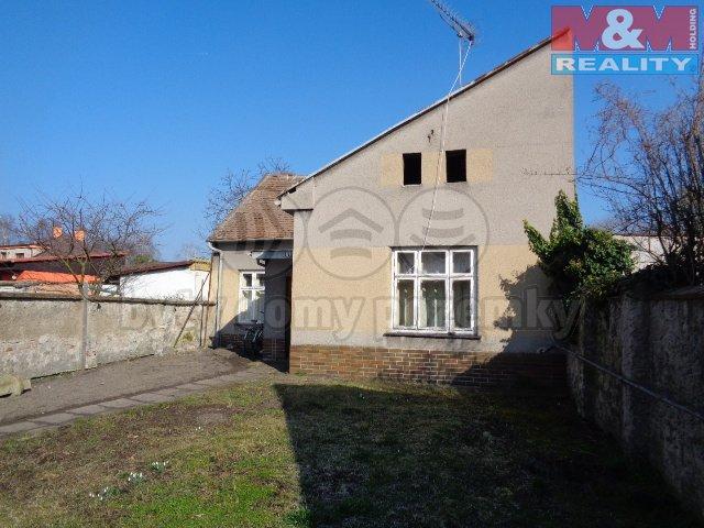 Prodej, rodinný dům 3+kk, 1090 m2, Poděbrady, ul. Husova