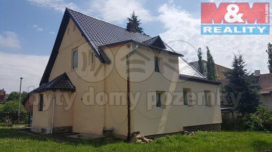 Prodej, nájemní dům, 132 m2, Liberec, ul. Balbínova