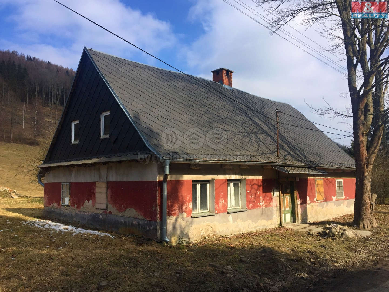 Prodej, chalupa, 488 m2, Holčovice, Komora