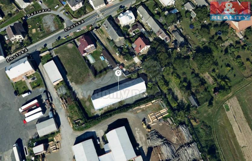 Prodej, obchodní prostory, Šternberk, ul. Lhotská