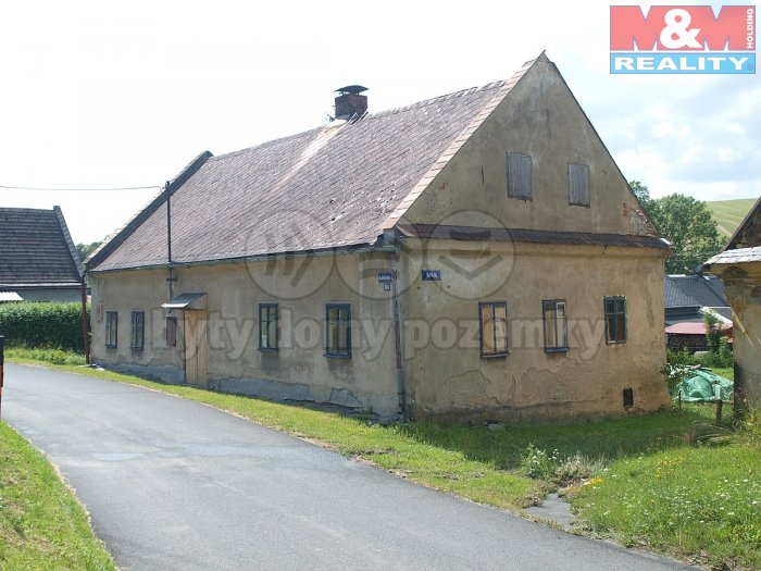 Prodej, chata, 2+1, 538 m2, Ryžoviště