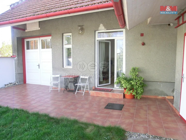Prodej, rodinný dům 2+1, 1157 m2, Prostějov