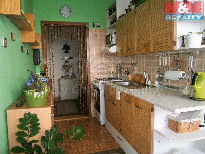 Prodej, byt 3+1, 60 m2, OV, Přerov, ul. Svornosti