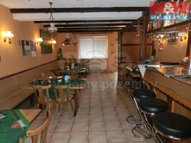 Pronájem, restaurace, 200 m2, Bohuslavice