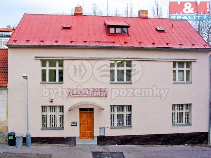 Pronájem, kancelářské prostory, 90 m2, Praha 8 - Kobylisy