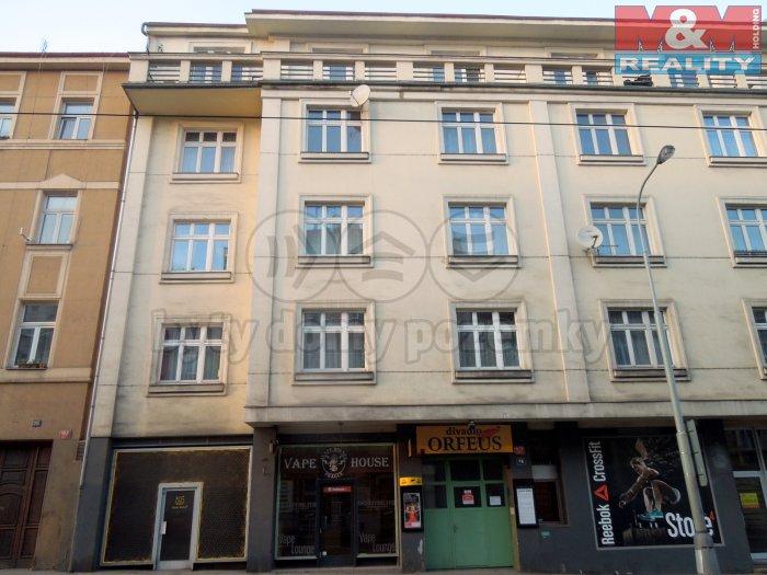 Pronájem, obchodní prostory, 46 m2, Praha 5, ul. Plzeňská