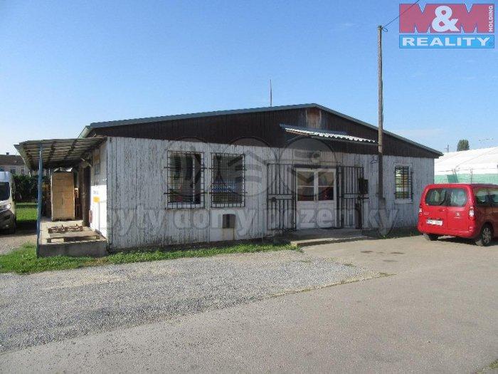 Pronájem, sklad, 347 m2, Brno - Židenice