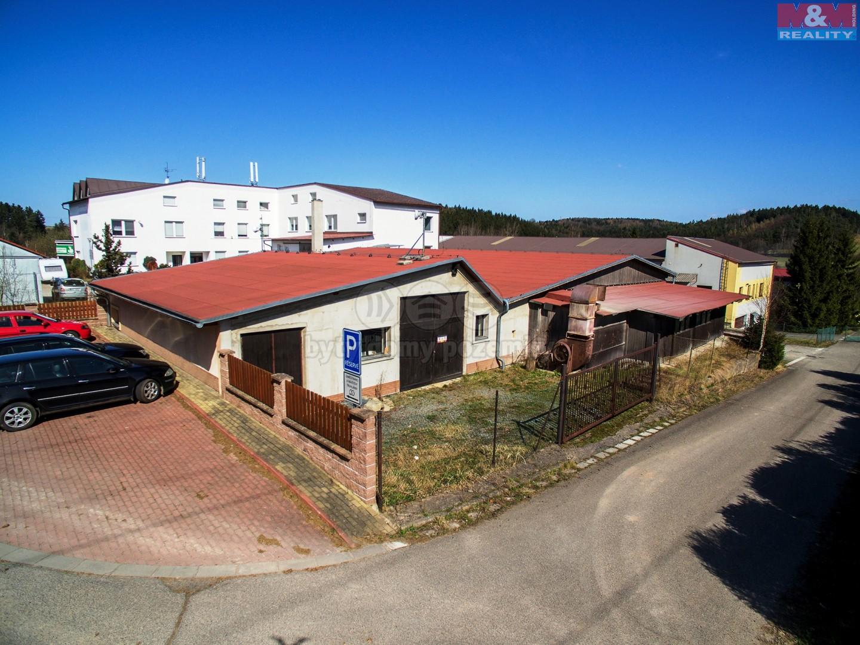 Prodej, výrobní objekt, 2686 m2, Náchod