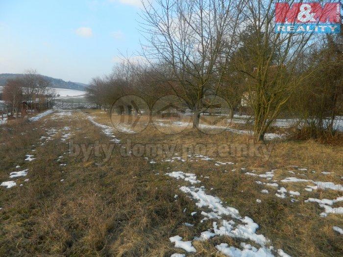 Prodej, zahrada, 780 m2, Brno-Komín