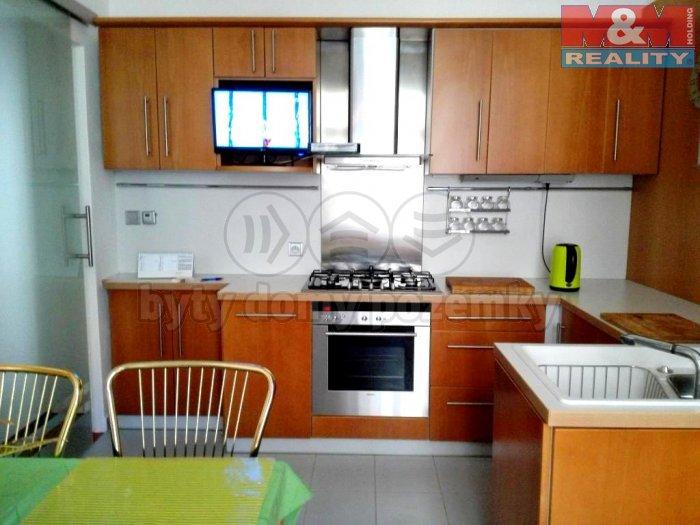 Pronájem, byt 3+kk, 112 m2, Moravská Ostrava, ul. Mlýnská