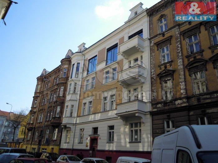 Pronájem, kancelářské prostory, 186 m2, Plzeň, ul. Nerudova