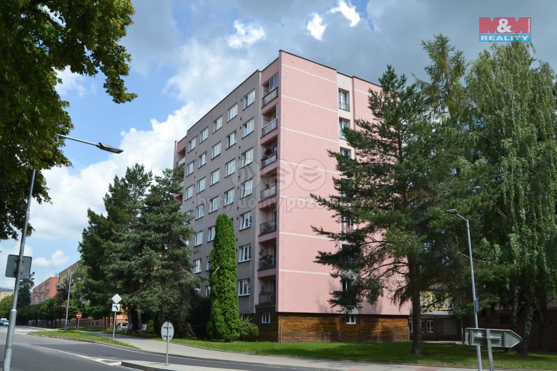Prodej, byt 2+1, Vrchlabí, ul. Slovanská