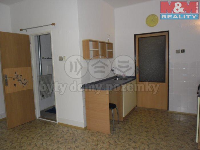 Pronájem, byt 1+1, Ostrava, ul. Gorkého