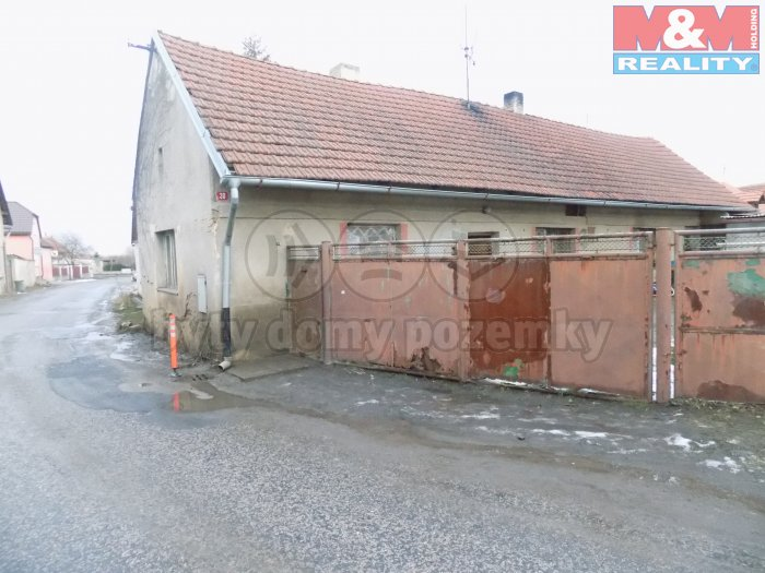 Prodej, rodinný dům, 230 m2, Černíky okres Nymburk