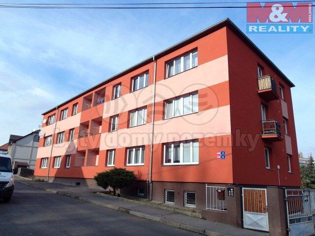 Byt 3+1 s garáží, 60 m2, OV, Ústí nad Labem-Bukov, Bří.Čapků