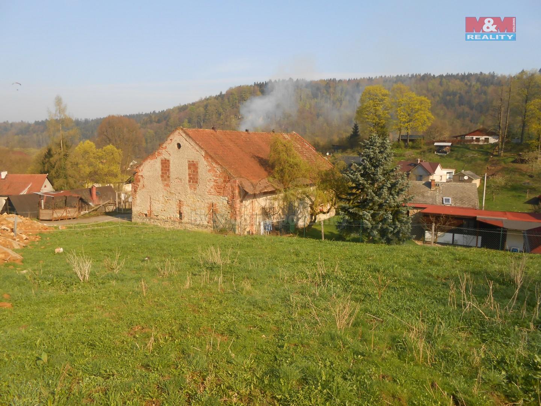 Prodej, zemědělský objekt, 1271 m2, Černovír