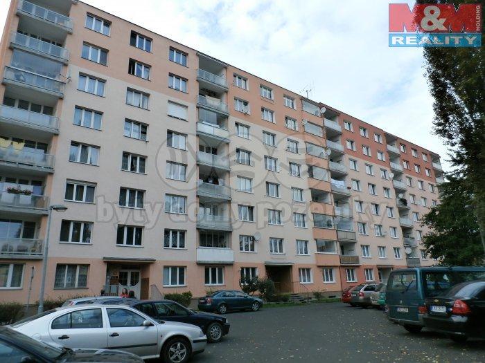 Pronájem, byt 1+1, 33 m2, Chodov, ul. Palackého, Sokolov