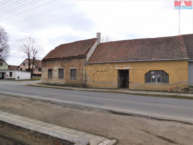 Prodej, rodinný dům, Vémyslice