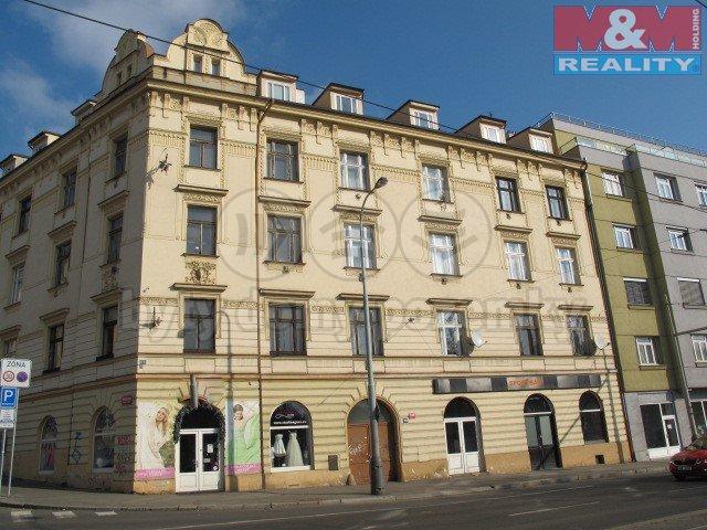Pronájem, obchodní prostory, 125 m2, Praha 5, ul. Plzeňská