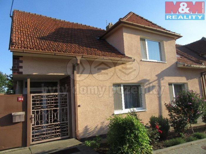 Prodej, rodinný dům 6+1, 775 m2, Bořetice