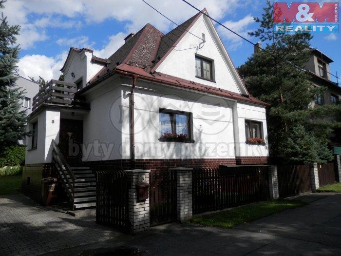 Prodej, rodinný dům 6+1, 220 m2, Ostrava - Slezská Ostrava