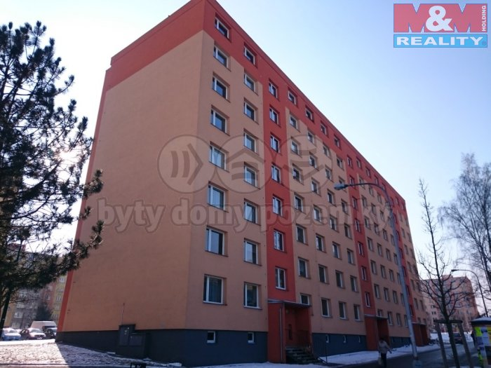 Prodej, byt 1+1, 32 m2, DV, Bruntál, ul. Cihelní