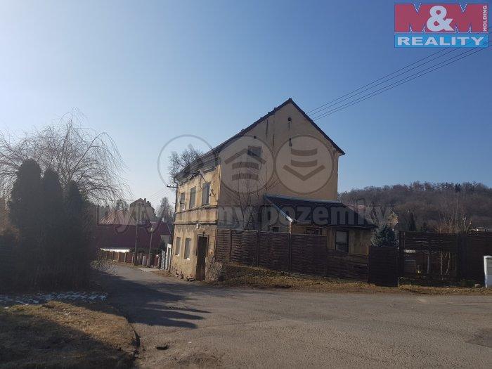 Prodej, rodinný dům, Lom, ul. Tyršova stezka