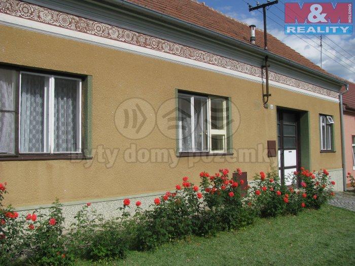 Prodej, rodinný dům, Letonice, Pod Kaplí