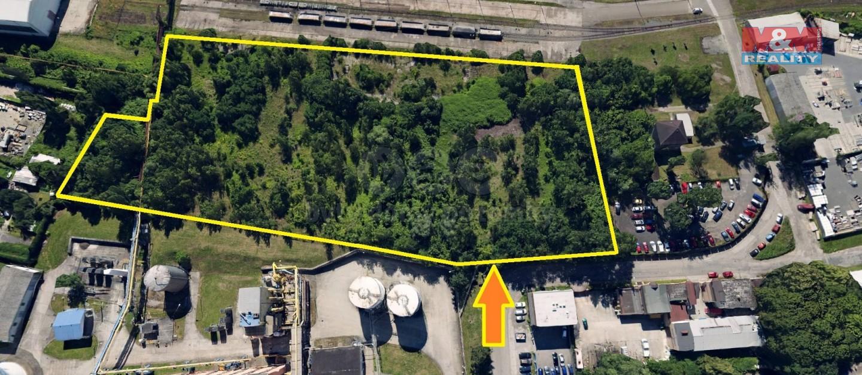 Prodej, komerční pozemek, 18000 m2, Ostrava - Zábřeh