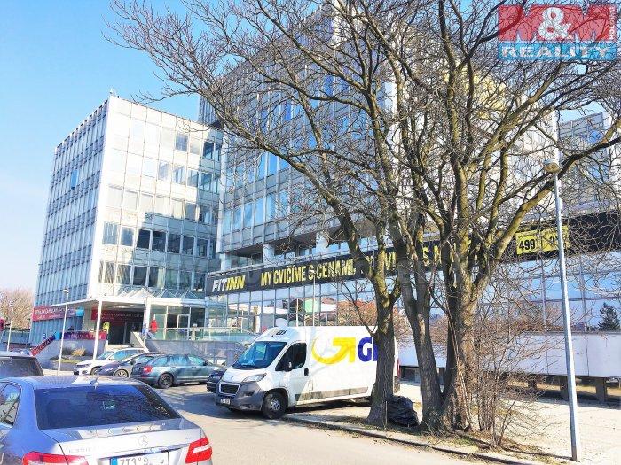 Pronájem, kancelářské prostory 340 m2, Praha 7, Argentinská