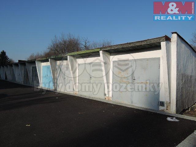 Prodej, garáž, 18 m2, Velká Hleďsebe - Klimentov