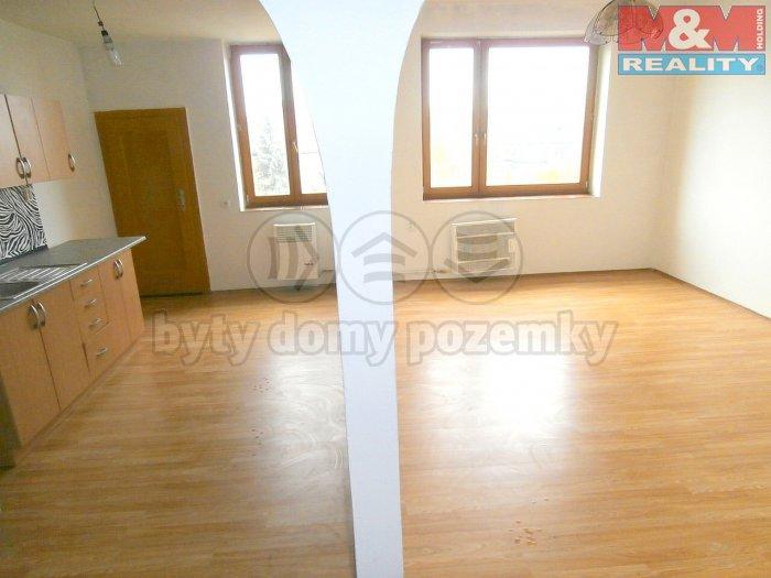 Pronájem, byt 1+1, 40 m2, Ostrava - Mariánské Hory