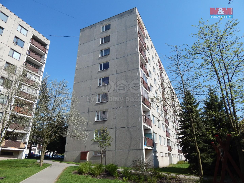 Prodej, byt 1+1, 37 m2, Ústí nad Orlicí, ul. Jilemnického