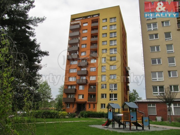 Pronájem, byt 4+1, 85 m2, Ostrava, ul. Gen Janka