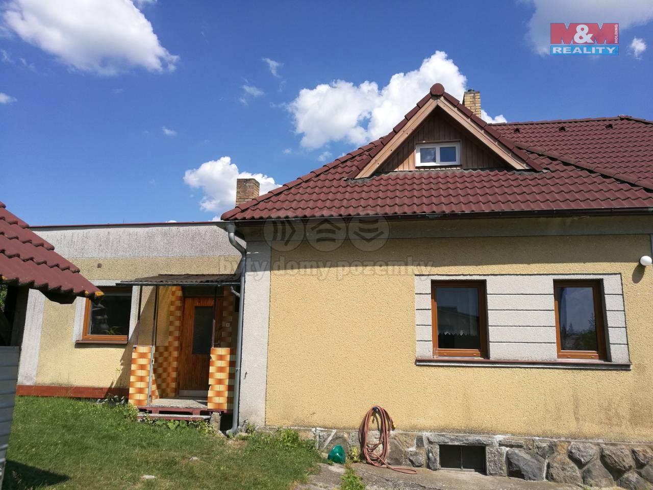 Pronájem, byt 1+1, 45 m2, Nepomuk, ul. Husova