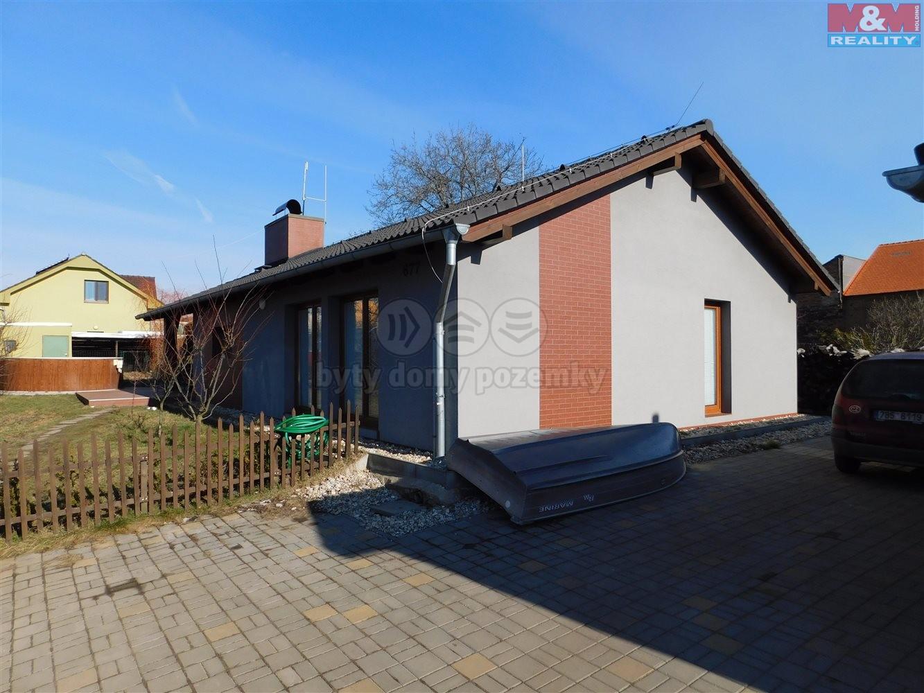 Prodej, rodinný dům 5+kk, 985 m2, Zbýšov