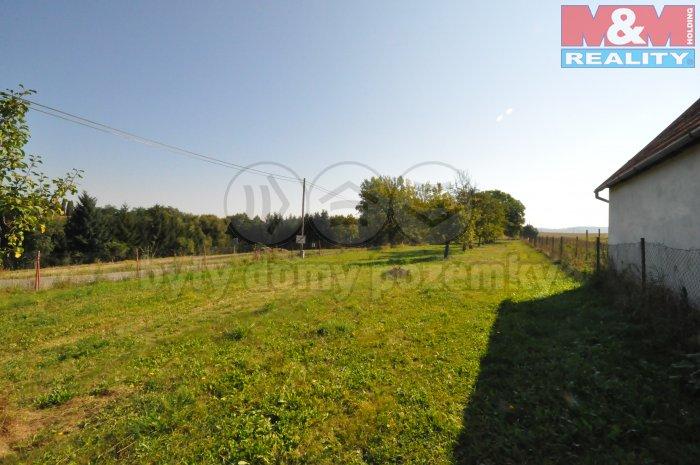 Prodej, Stavební pozemek, 1565 m2, Kuřimská Nová Ves