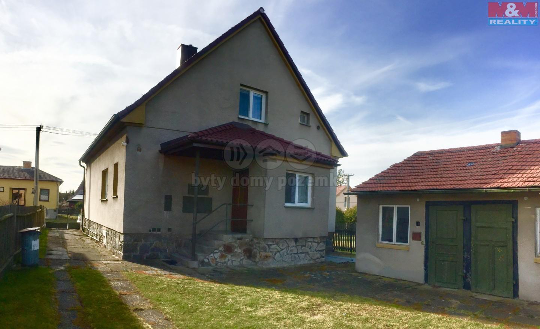 Prodej, rodinný dům, 913 m2, Chrást u Plzně