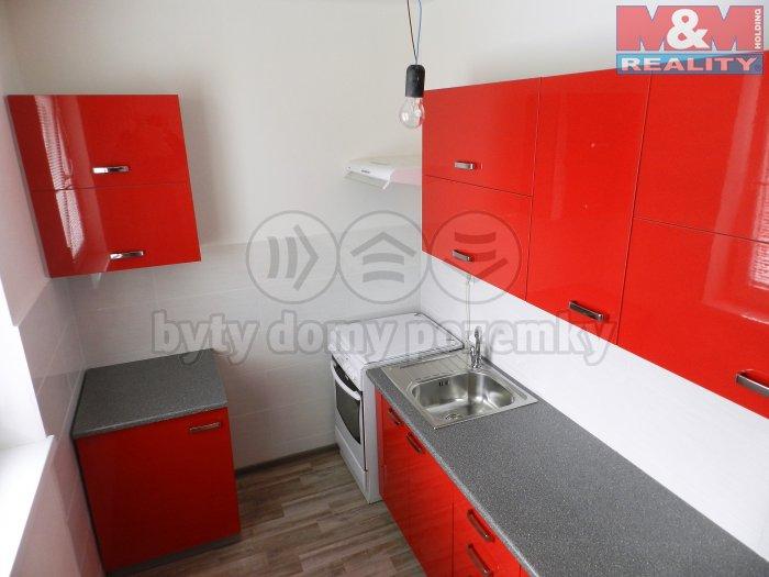 Pronájem, byt 2+1, 53 m2, Ostrava, ul. U Dvoru