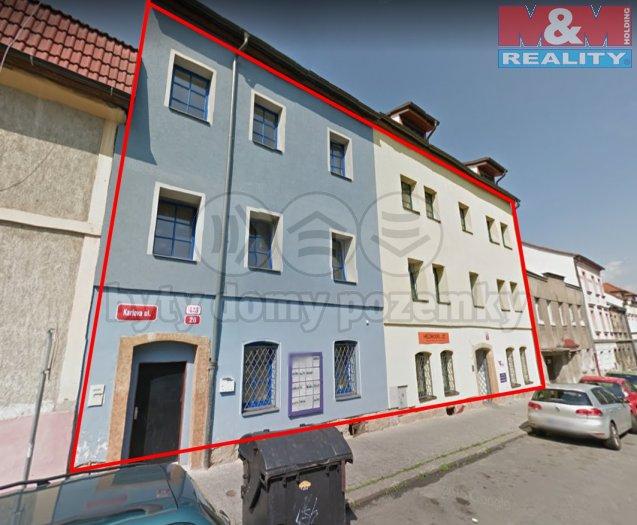 Prodej, nájemní dům, 700m2, Plzeň