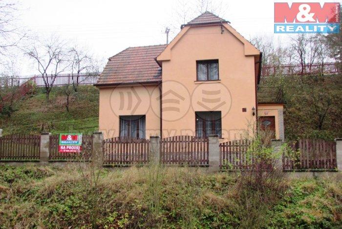 Prodej, rodinný dům 3+1, 90 m2, Městečko u Křivoklátu