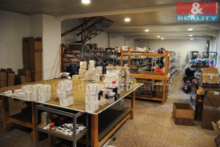 Prodej, výrobní objekt, 600 m2, Český Těšín